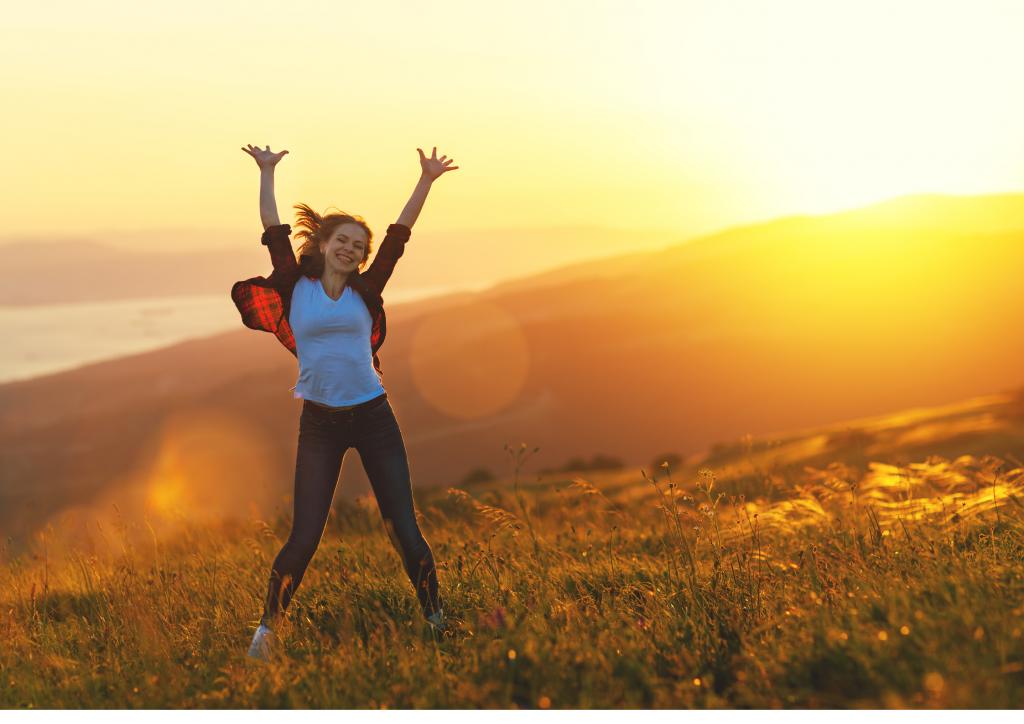Ako sa tešiť, ako sa radovať, ako sa zbaviť zdravotných problémov a ťažkostí