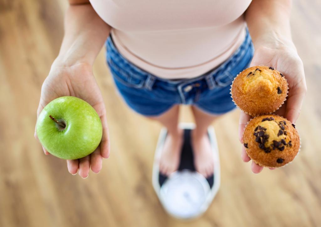 zdravie, chudnutie, diety, važenie jedla,