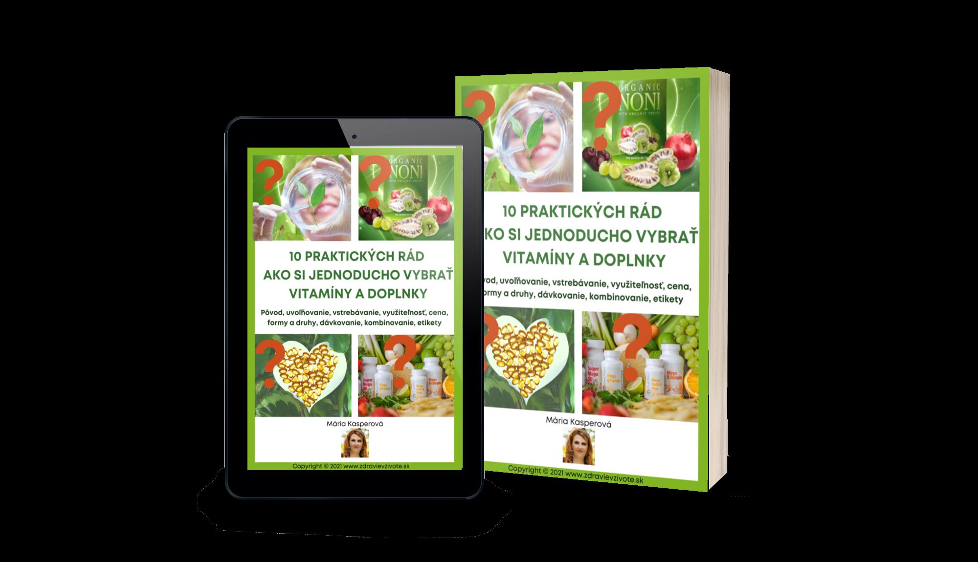 Vitamíny, doplnky stravy, výživové doplnky, ako si vedieť vybrať, rady, typy, zásady,pôvod, uvoľňovanie, vstrebávanie, cena, čítanie etikiet, kombinovanie, formy a druhy
