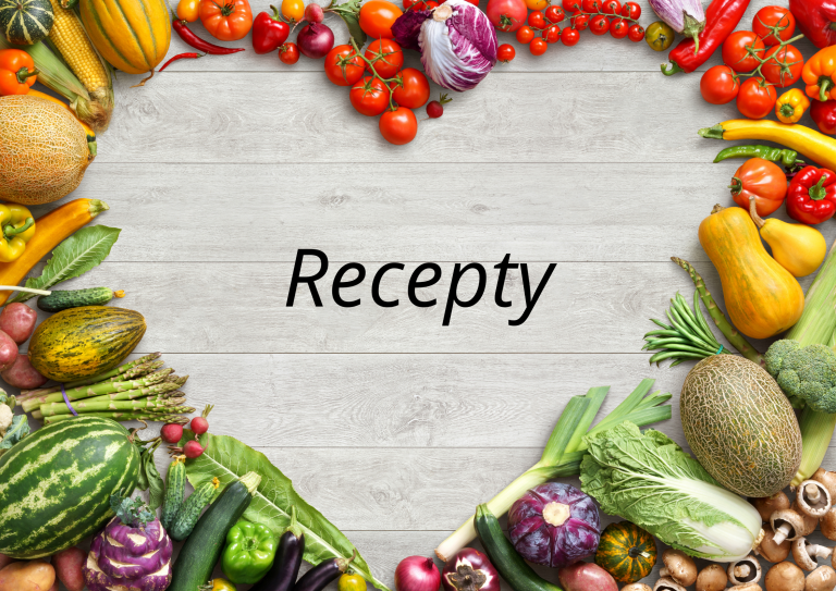 recepty, zdravie, bez lepku, bez múky, bez laktózy, málo kalórií, ľahké trávenie