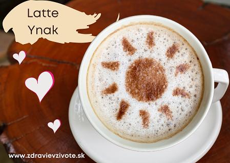 Karo latte, bezlaktózové latte, nizkokaloricke latte, zdrave latte