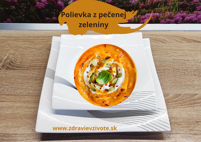 Zdravá polievka, rýchla polievka, zeleninová polievka