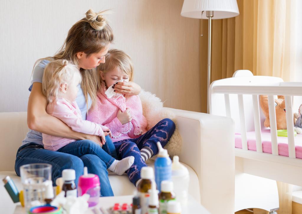 detské ťažkosti a choroby, mlieko a zahlieňovanie, škodlivosť mlieka, mlieko a zdravie, mliečne výrobky a zdravie